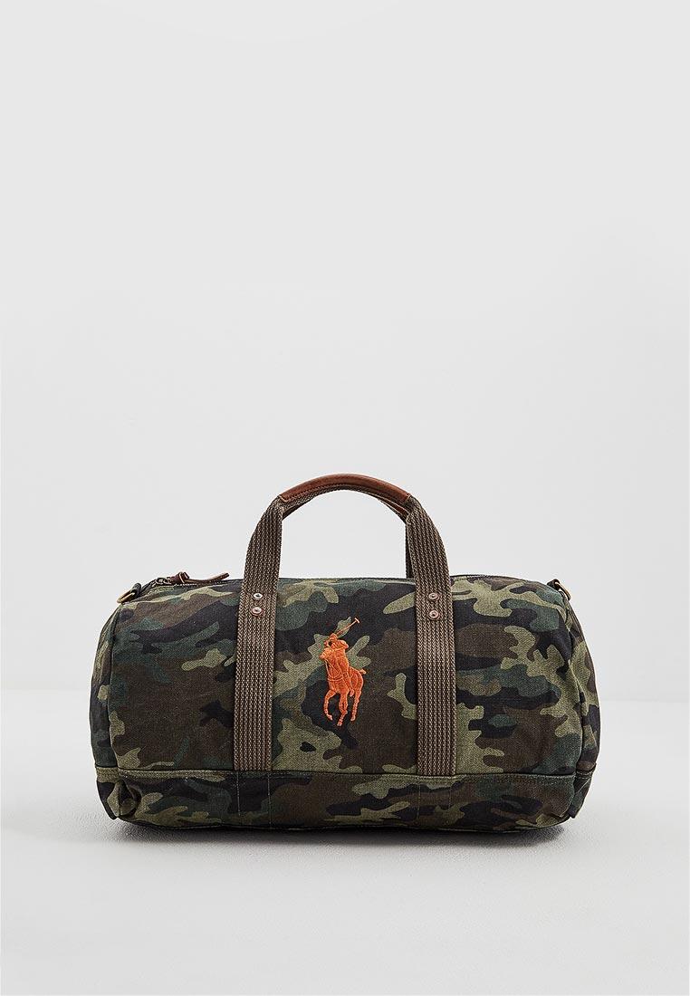 Спортивная сумка Polo Ralph Lauren (Поло Ральф Лорен) 405688140001