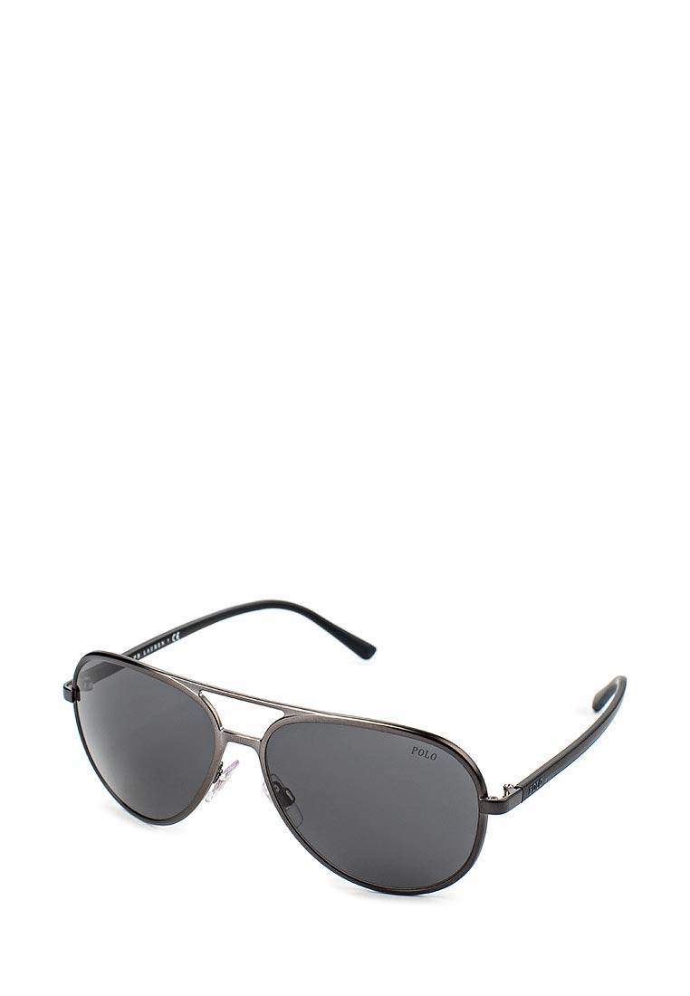 Мужские солнцезащитные очки Polo Ralph Lauren (Поло Ральф Лорен) 0PH3102