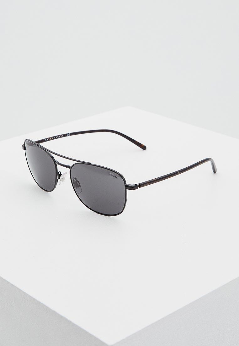 Мужские солнцезащитные очки Polo Ralph Lauren (Поло Ральф Лорен) 0PH3107
