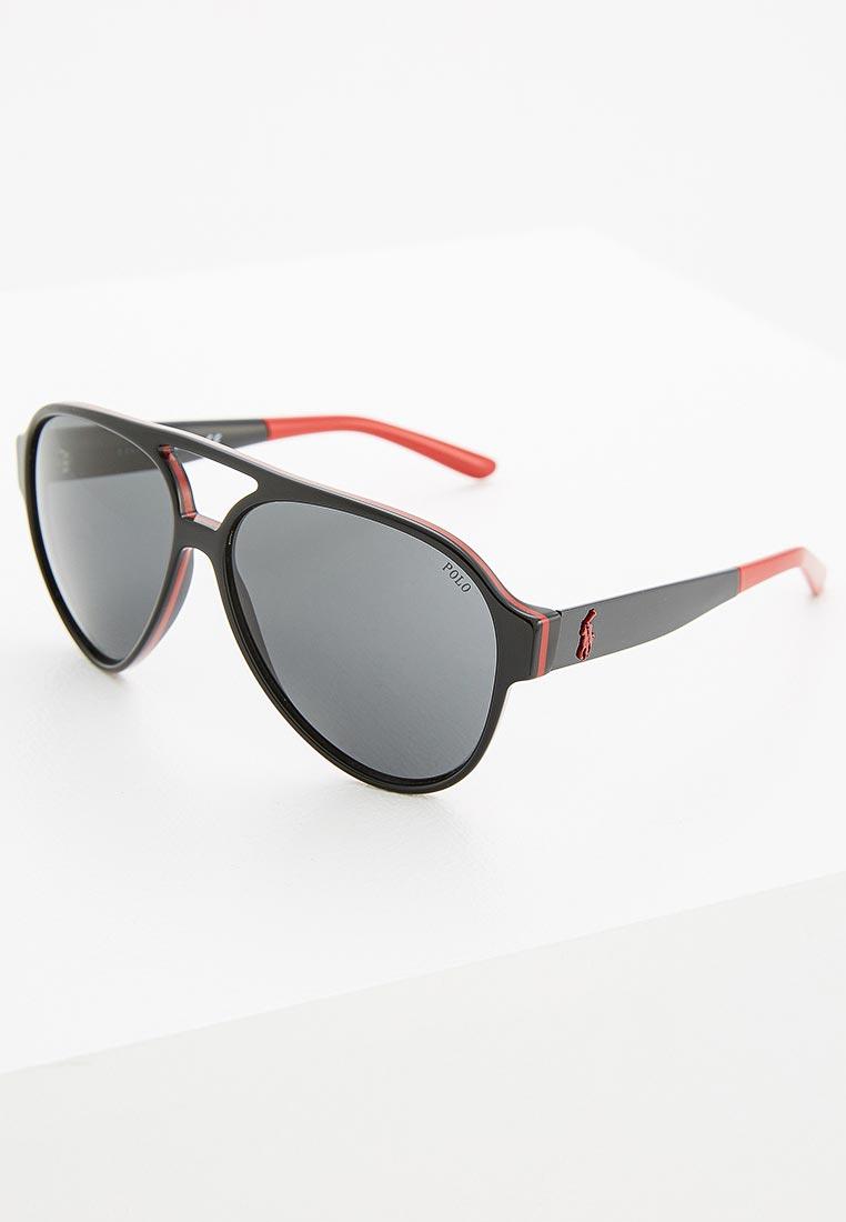 Мужские солнцезащитные очки Polo Ralph Lauren (Поло Ральф Лорен) 0PH4130
