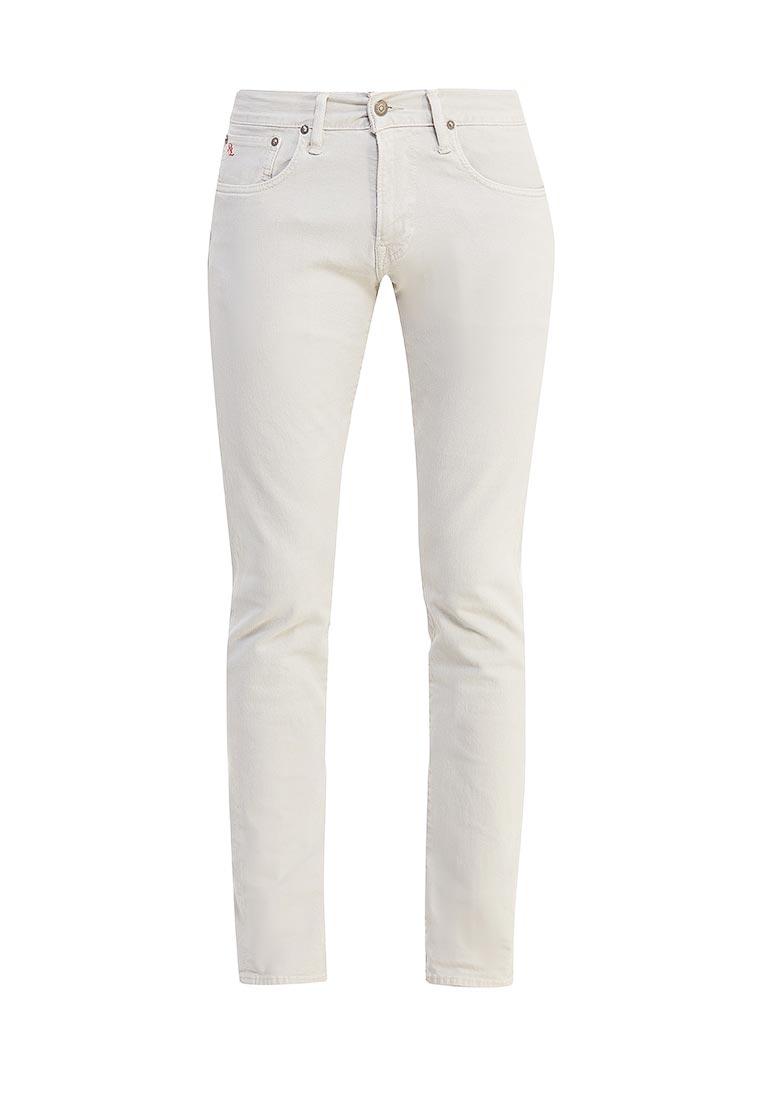 Зауженные джинсы Polo Ralph Lauren 710613950016