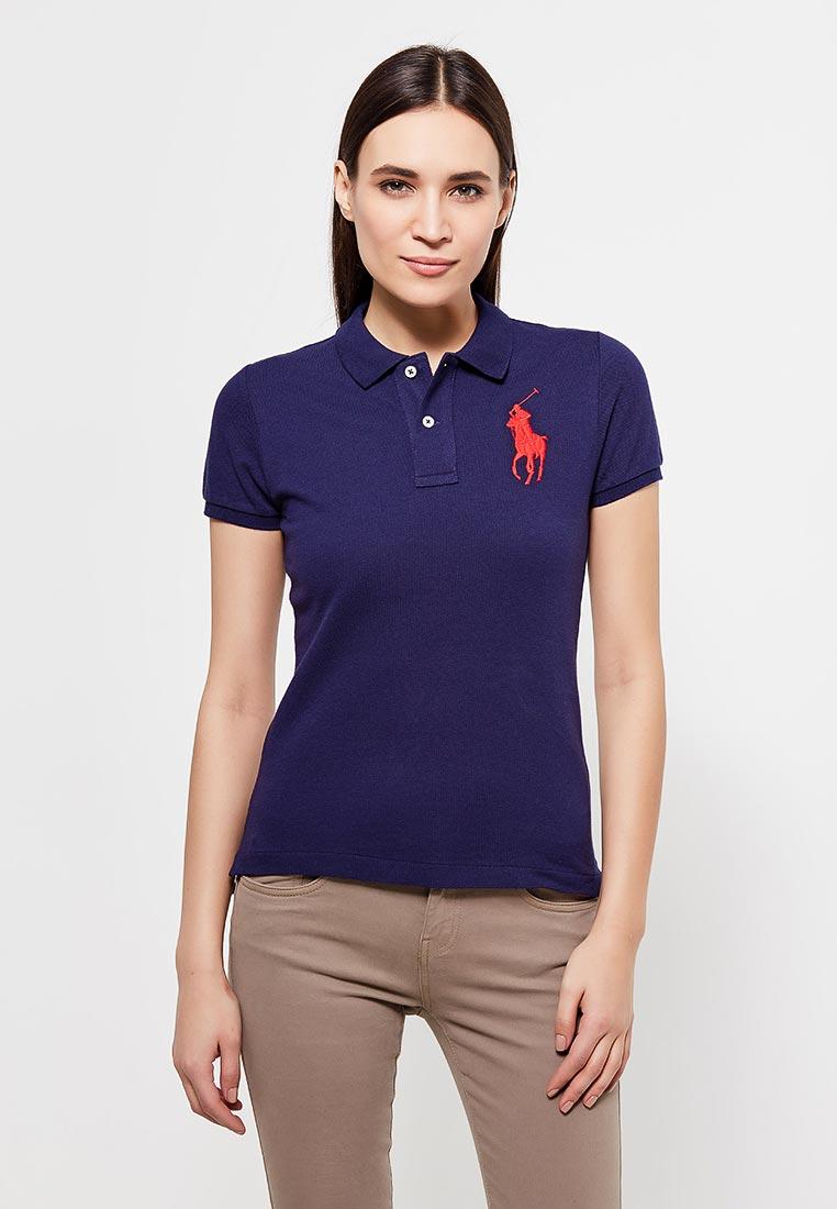 Женские поло Polo Ralph Lauren (Поло Ральф Лорен) 211505656002