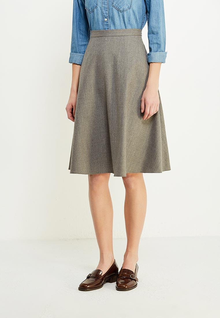 Миди-юбка Polo Ralph Lauren 211672400001