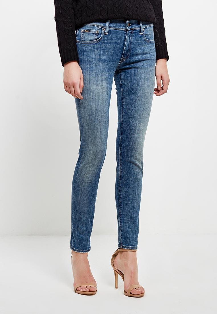 Зауженные джинсы Polo Ralph Lauren 211671031002