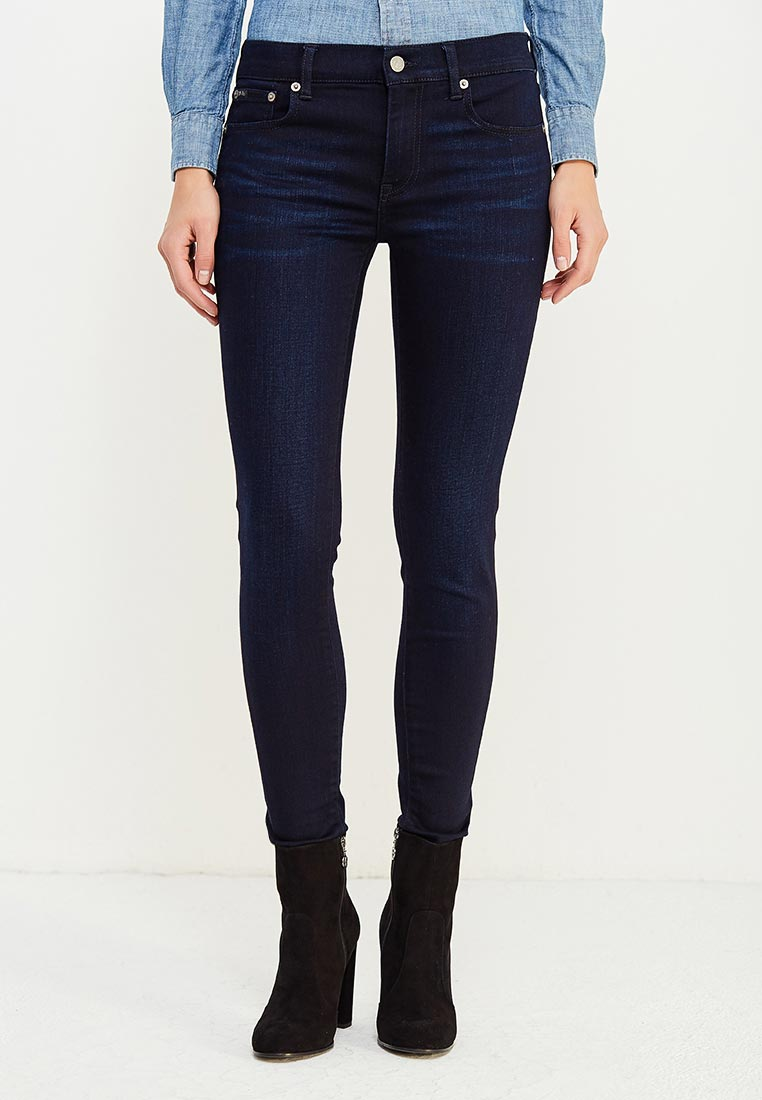 Зауженные джинсы Polo Ralph Lauren 211671078002