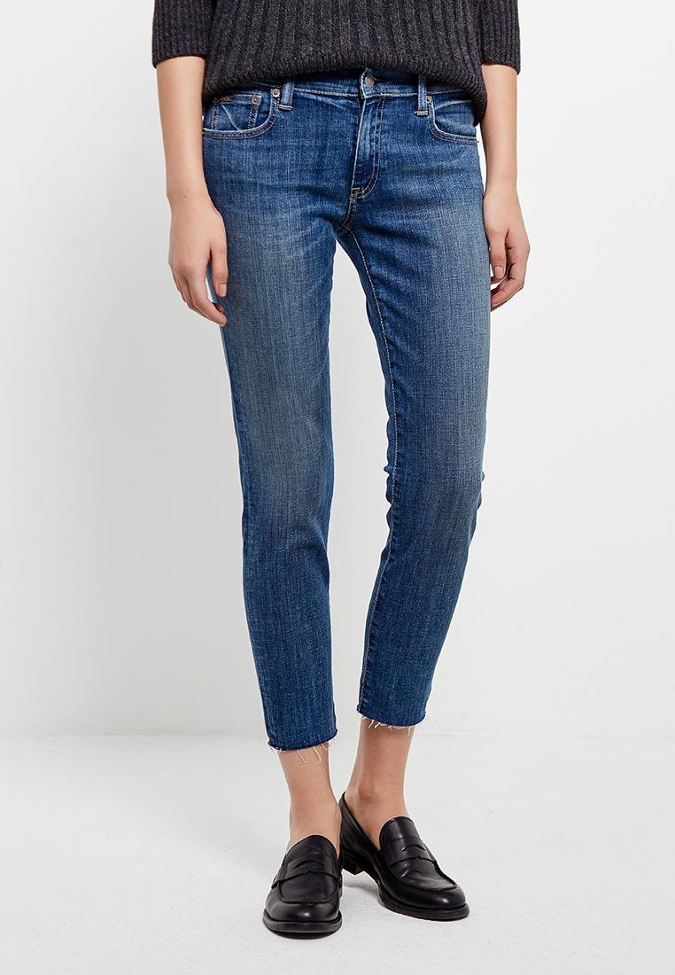 Зауженные джинсы Polo Ralph Lauren 211671429001