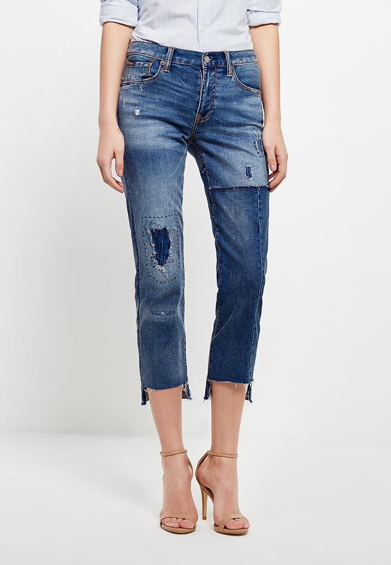 Прямые джинсы Polo Ralph Lauren 211671404001