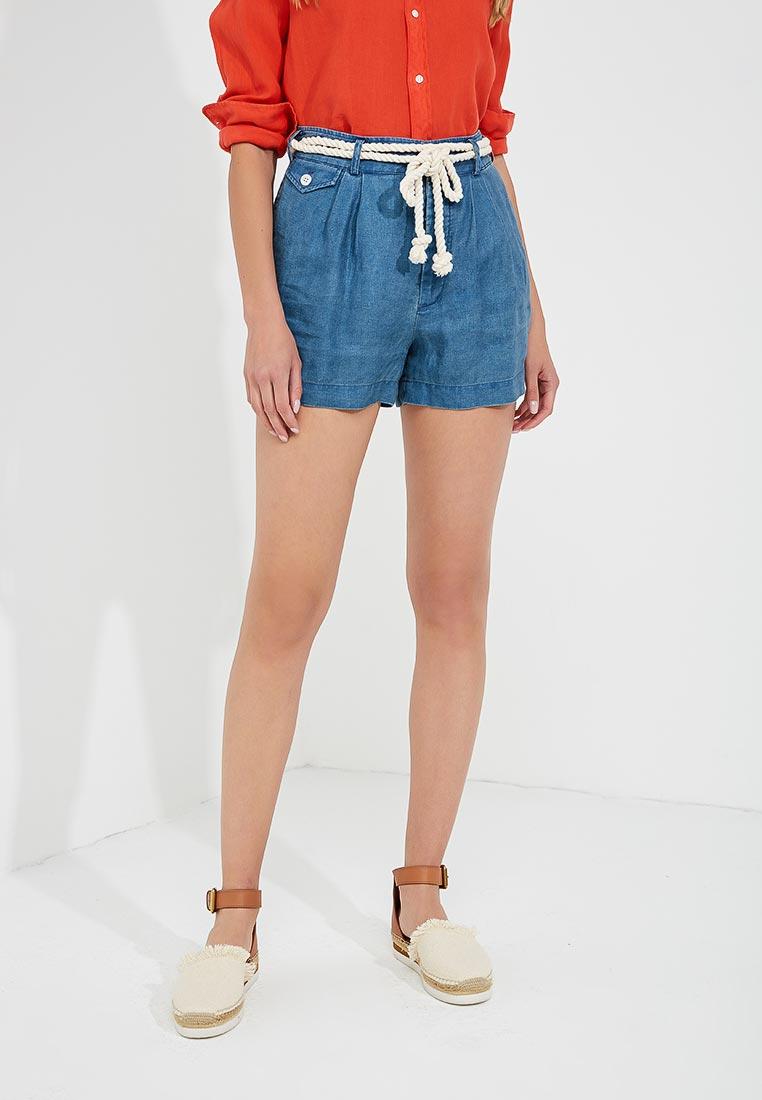 Женские джинсовые шорты Polo Ralph Lauren (Поло Ральф Лорен) 211697007001