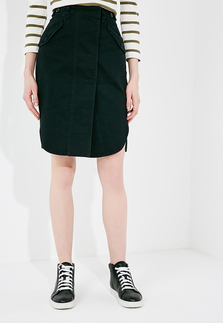 Мини-юбка Polo Ralph Lauren 211697016001
