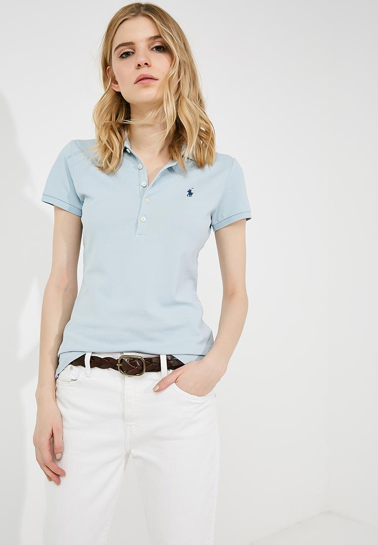 Женские поло Polo Ralph Lauren (Поло Ральф Лорен) 211505654121