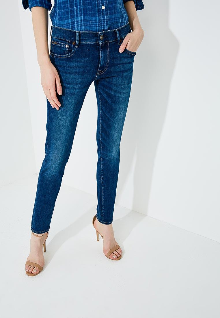 Зауженные джинсы Polo Ralph Lauren 211683981001