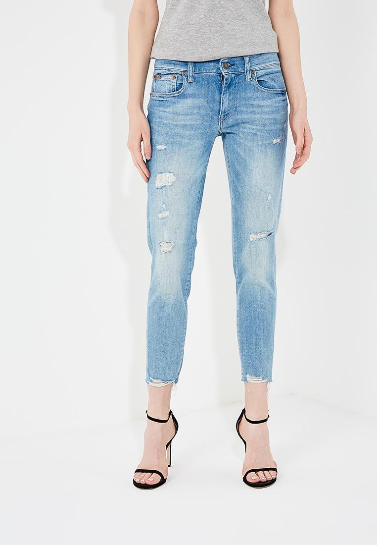 Зауженные джинсы Polo Ralph Lauren (Поло Ральф Лорен) 211683976001
