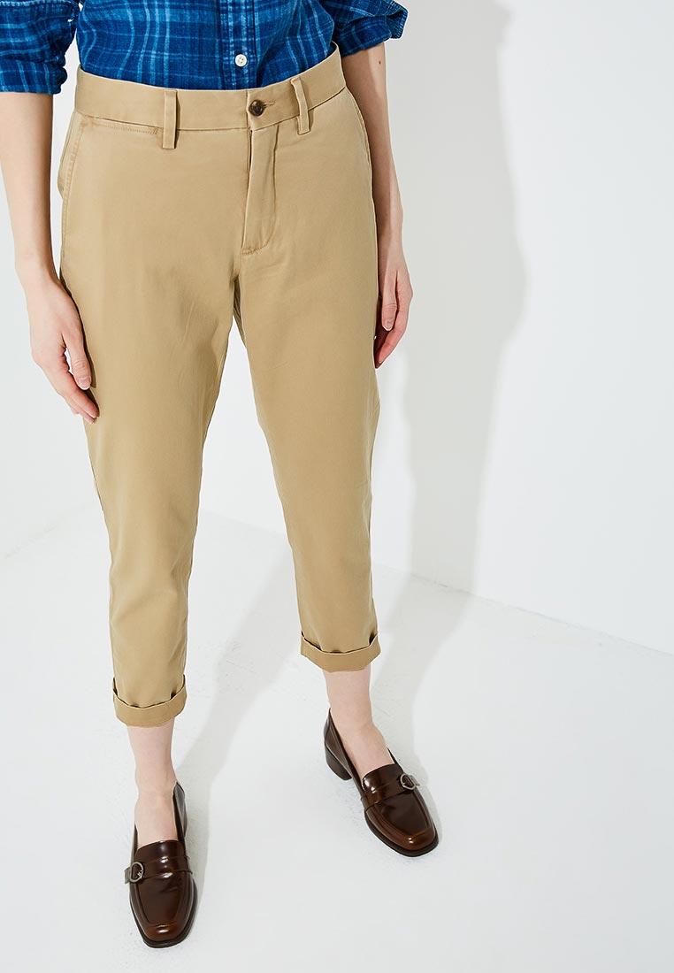 Женские прямые брюки Polo Ralph Lauren (Поло Ральф Лорен) 211703472005