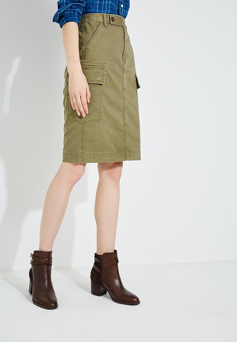 Мини-юбка Polo Ralph Lauren 211684170001