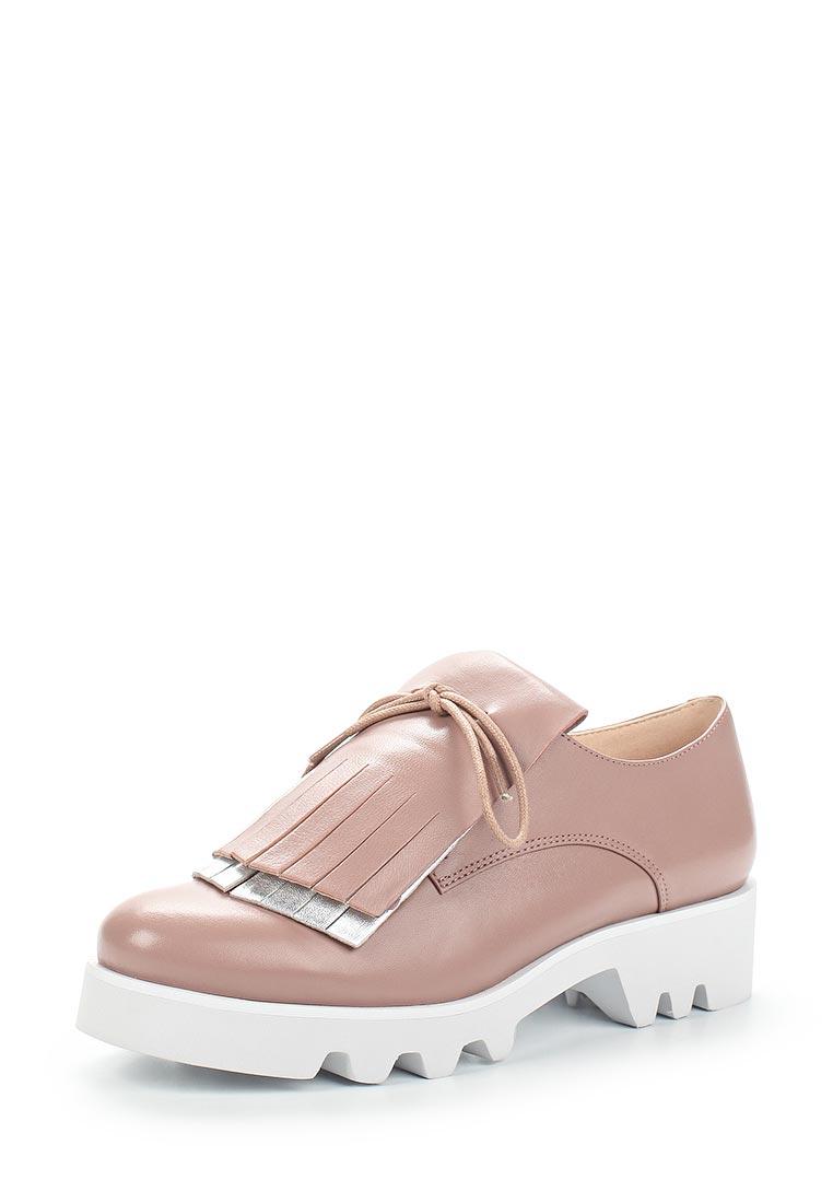 Женские ботинки Portal PRL1280-04 pink/silv-18L