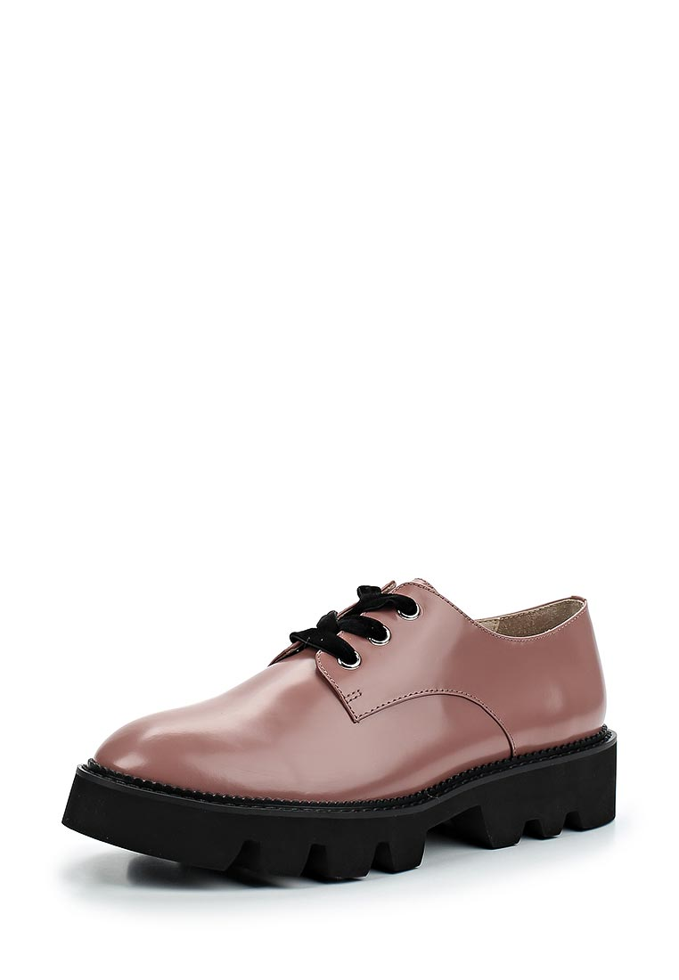 Женские ботинки Portal PRL1740-01 dk.pink-18L