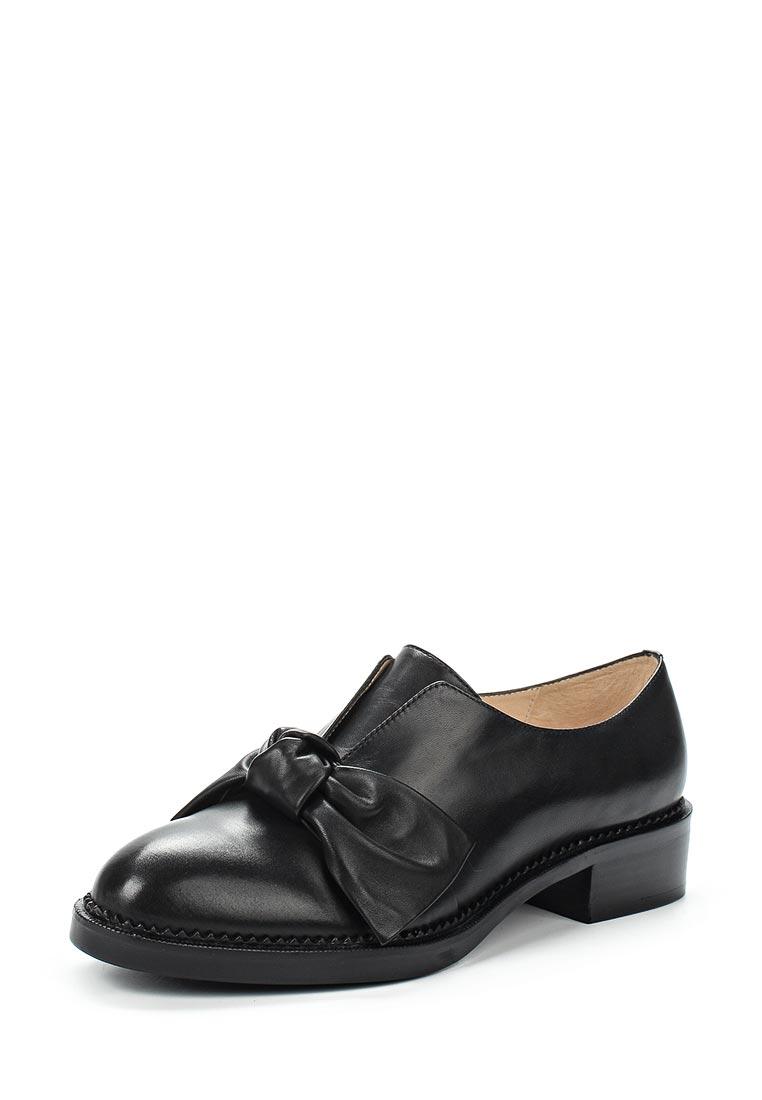 Женские ботинки Portal PRL1980-10 black-17Z