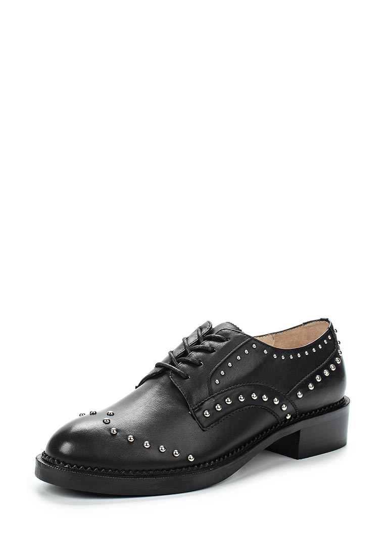 Женские ботинки Portal PRL1980-12 black-17Z
