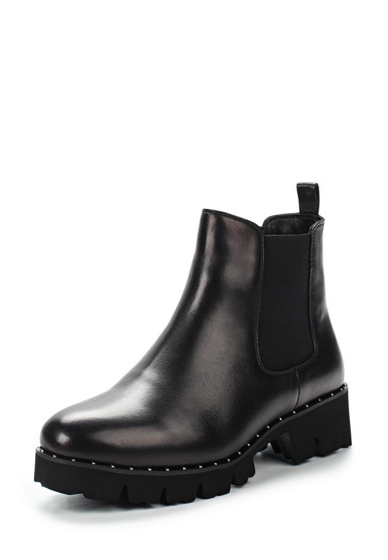 Женские ботинки Portal PRL1041-22-M black-17Z