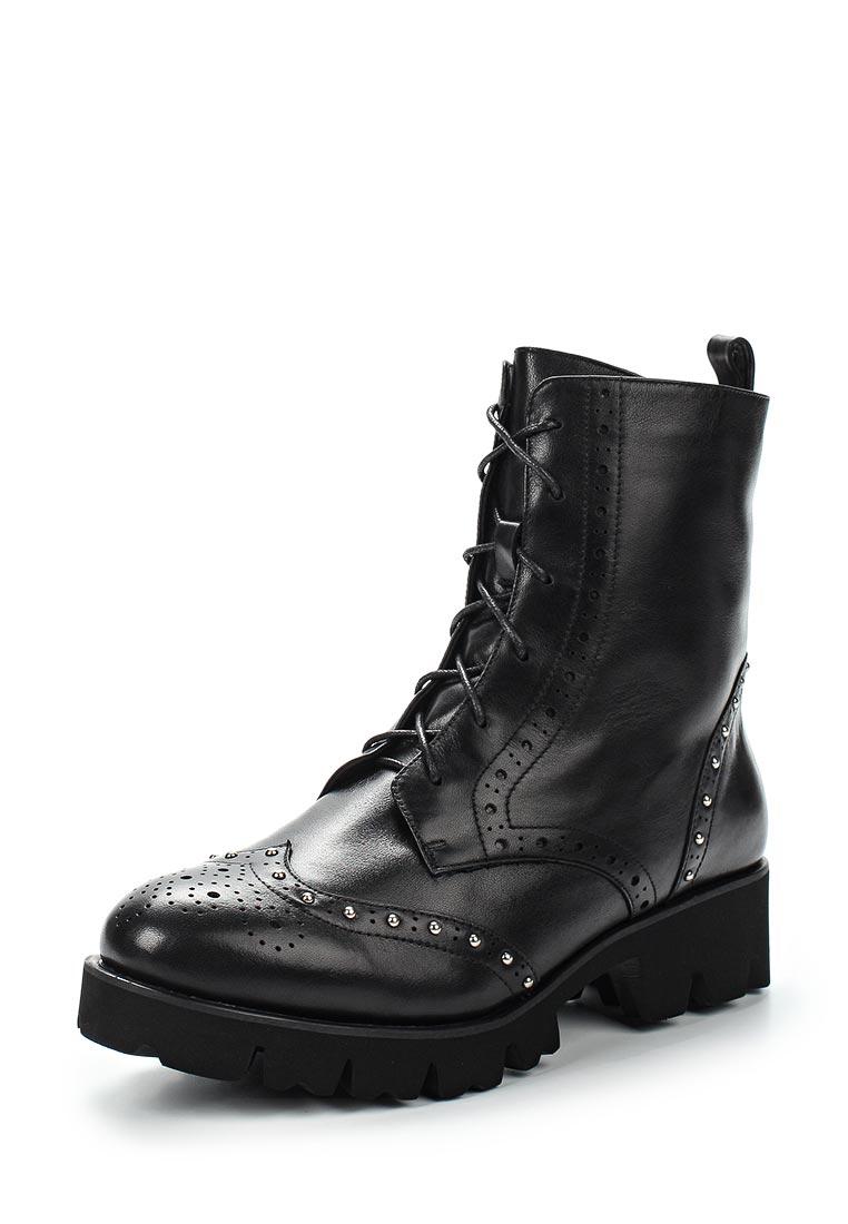Женские ботинки Portal PRL1241-26-M black-17Z