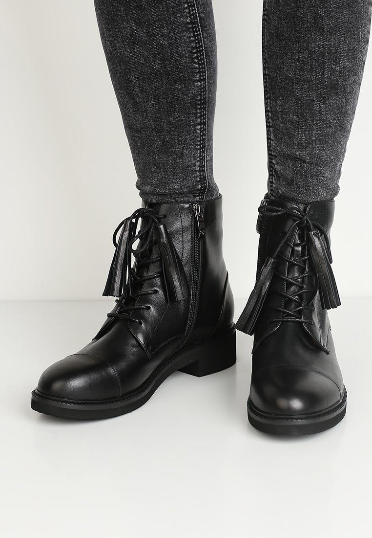 Женские ботинки Portal PRL1519-24 black-17Z: изображение 5