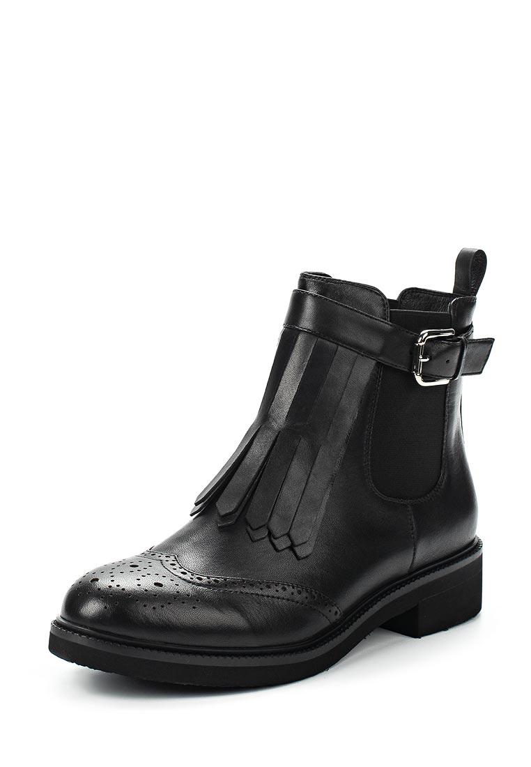 Женские ботинки Portal PRL1519-25 black-17Z