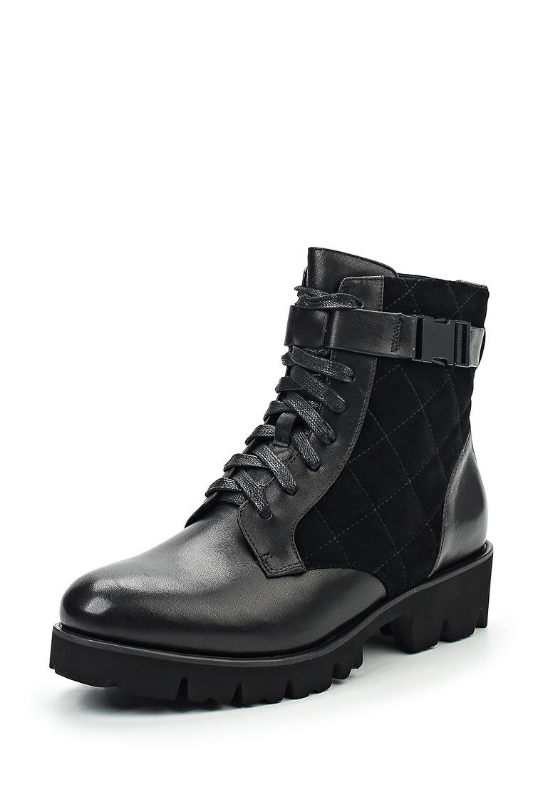 Женские ботинки Portal PRL1241-23 black-17Z