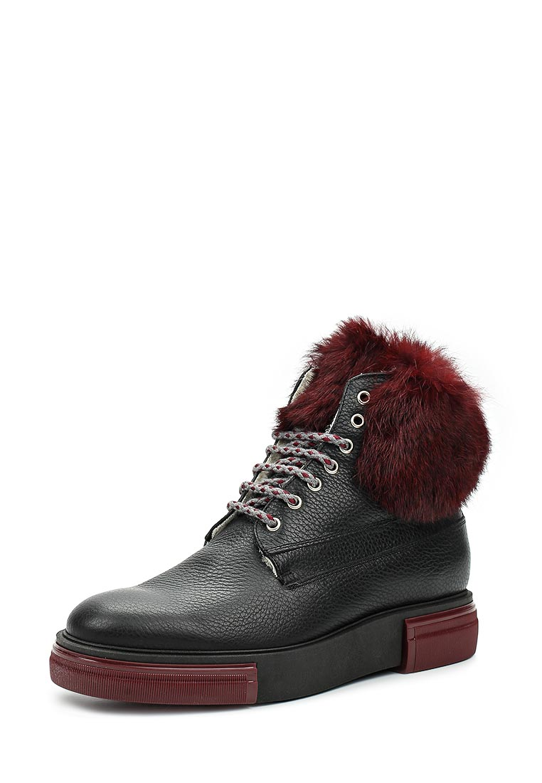 Женские ботинки Pollini SA21154H14TG7