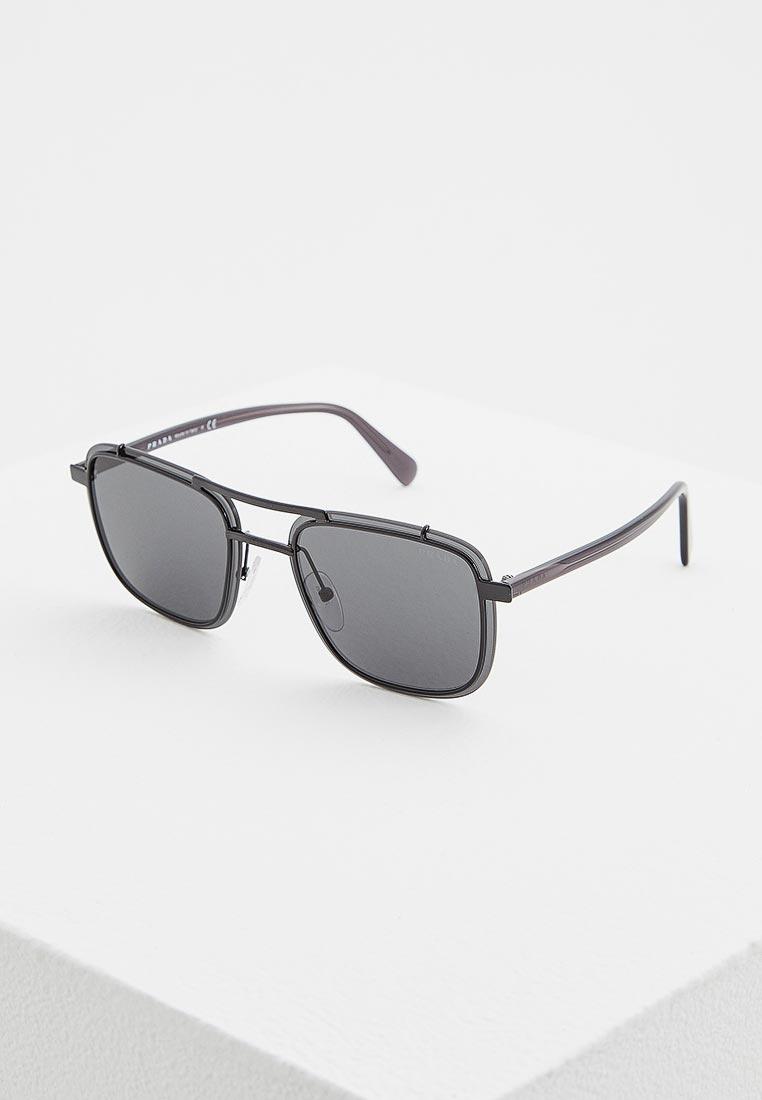 Мужские солнцезащитные очки Prada (Прада) 0PR 59US