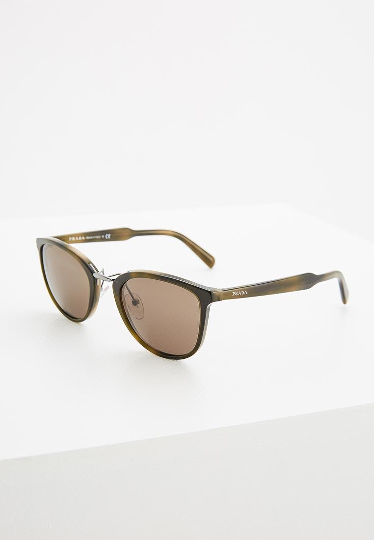 Мужские солнцезащитные очки Prada (Прада) 0PR 22SS