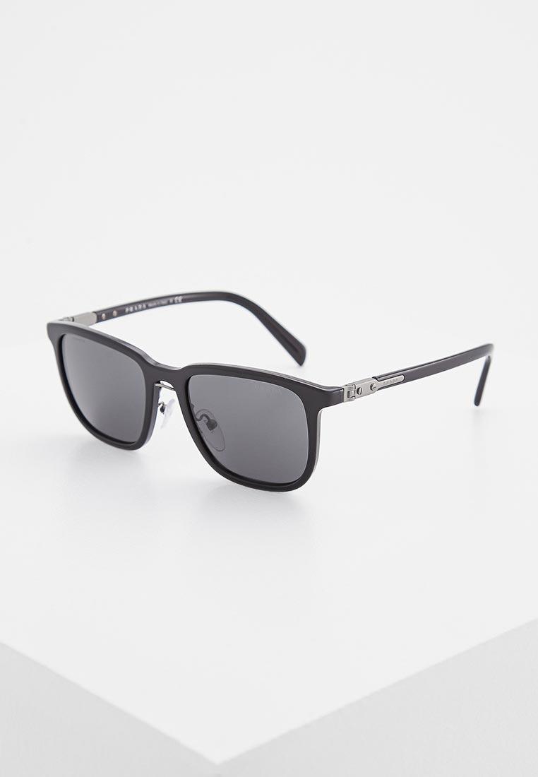 Мужские солнцезащитные очки Prada (Прада) 0PR 02TS