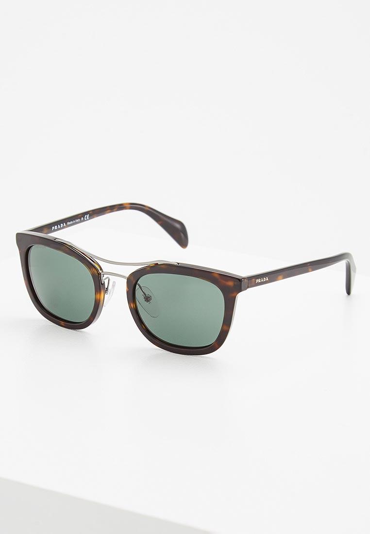 Женские солнцезащитные очки Prada (Прада) 0PR 17QS