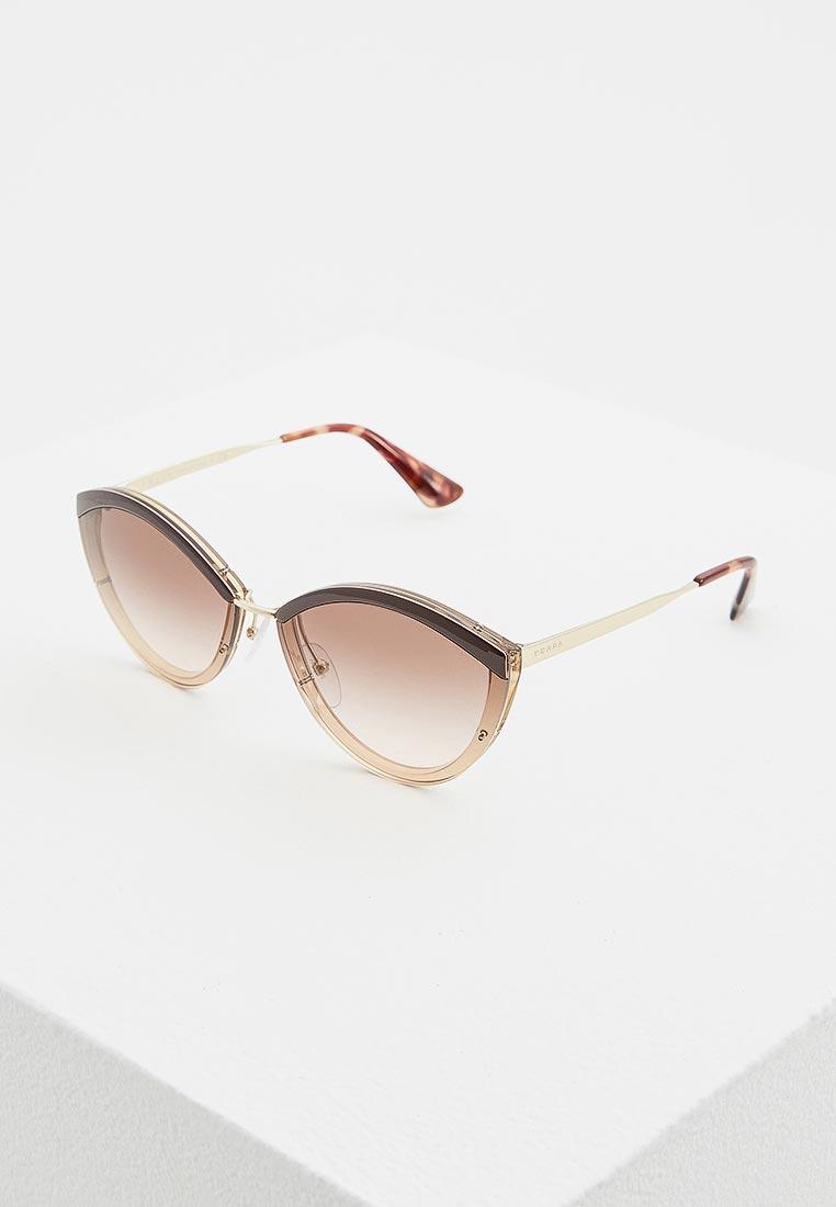 Женские солнцезащитные очки Prada (Прада) 0PR 07US