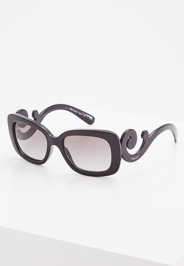 Женские солнцезащитные очки Prada (Прада) 0PR 27OS