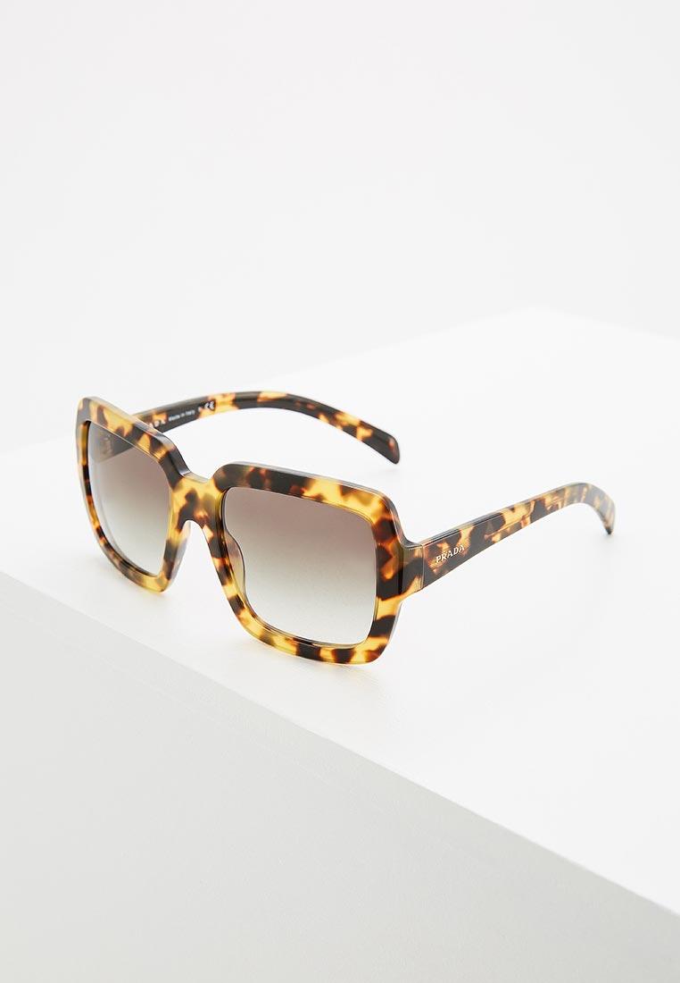 Женские солнцезащитные очки Prada (Прада) 0PR 07RS