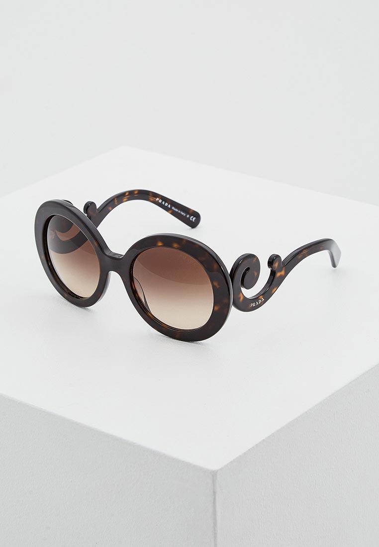 Женские солнцезащитные очки Prada (Прада) 0PR 27NS