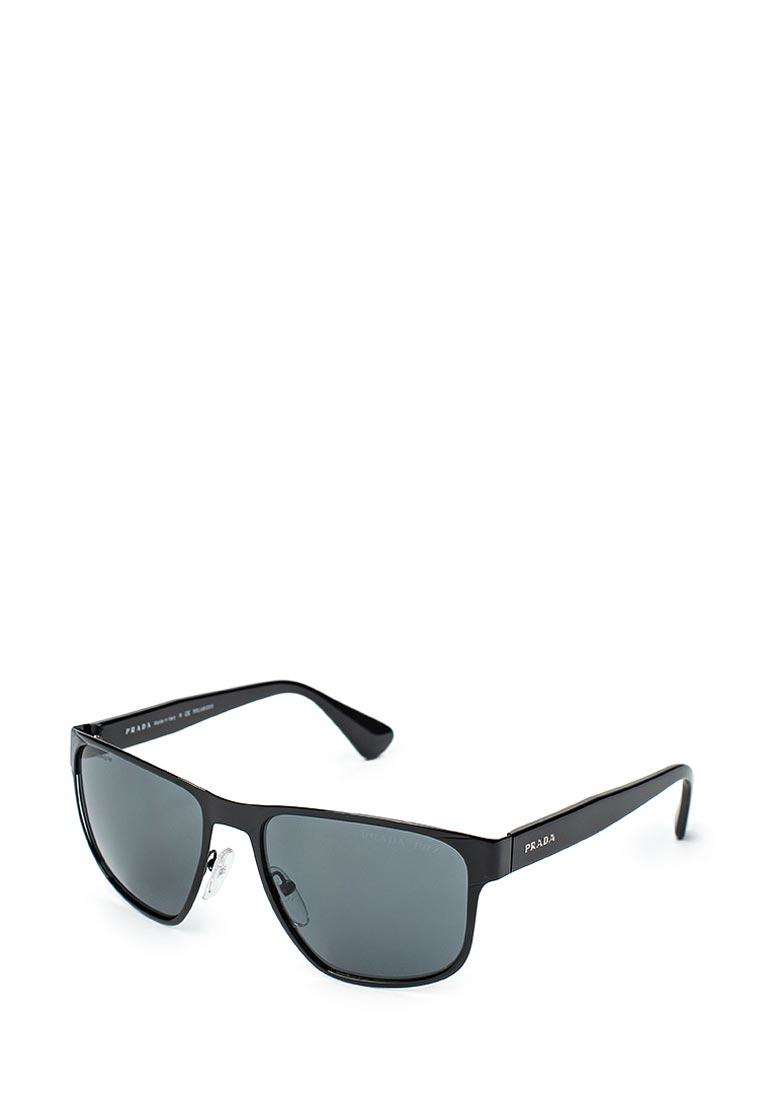 Женские солнцезащитные очки Prada (Прада) 0PR 55SS