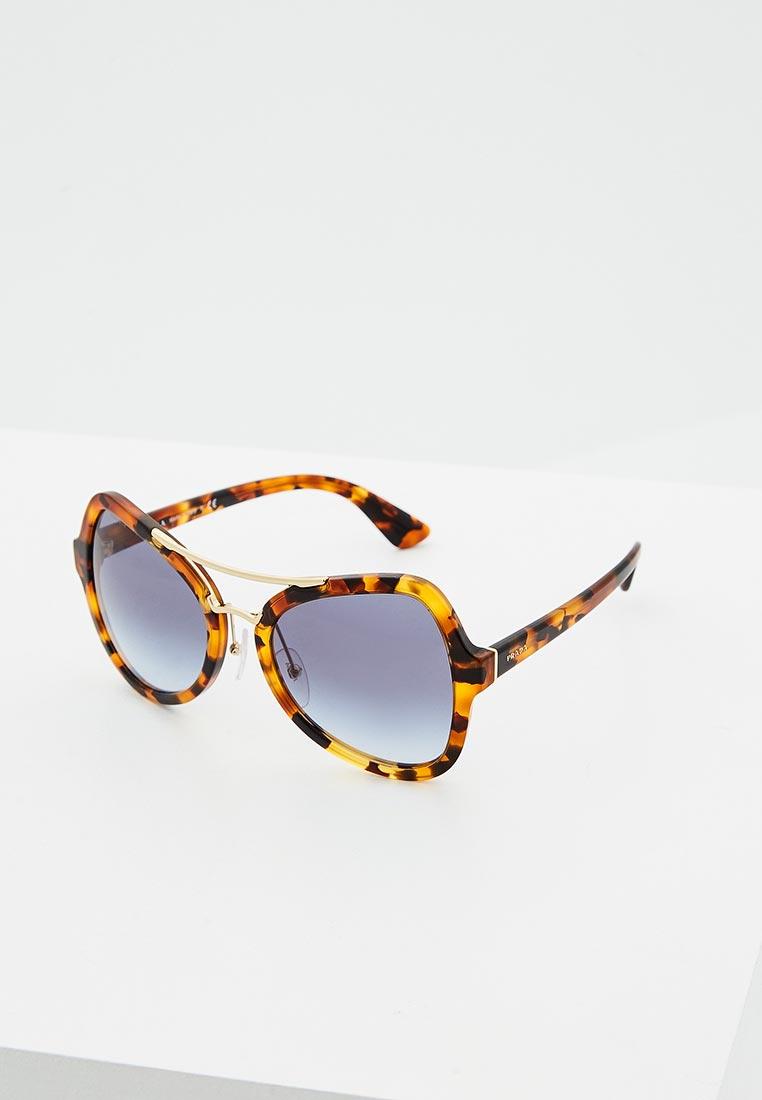 Женские солнцезащитные очки Prada (Прада) 0PR 18SS