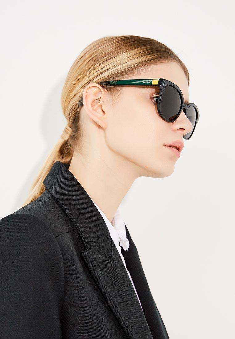 Женские солнцезащитные очки Prada (Прада) 0PR 05US
