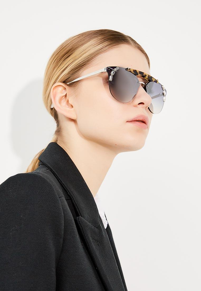Женские солнцезащитные очки Prada (Прада) 0PR 53US