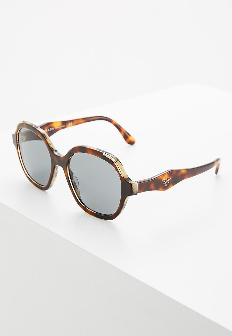 Женские солнцезащитные очки Prada (Прада) 0PR 06US