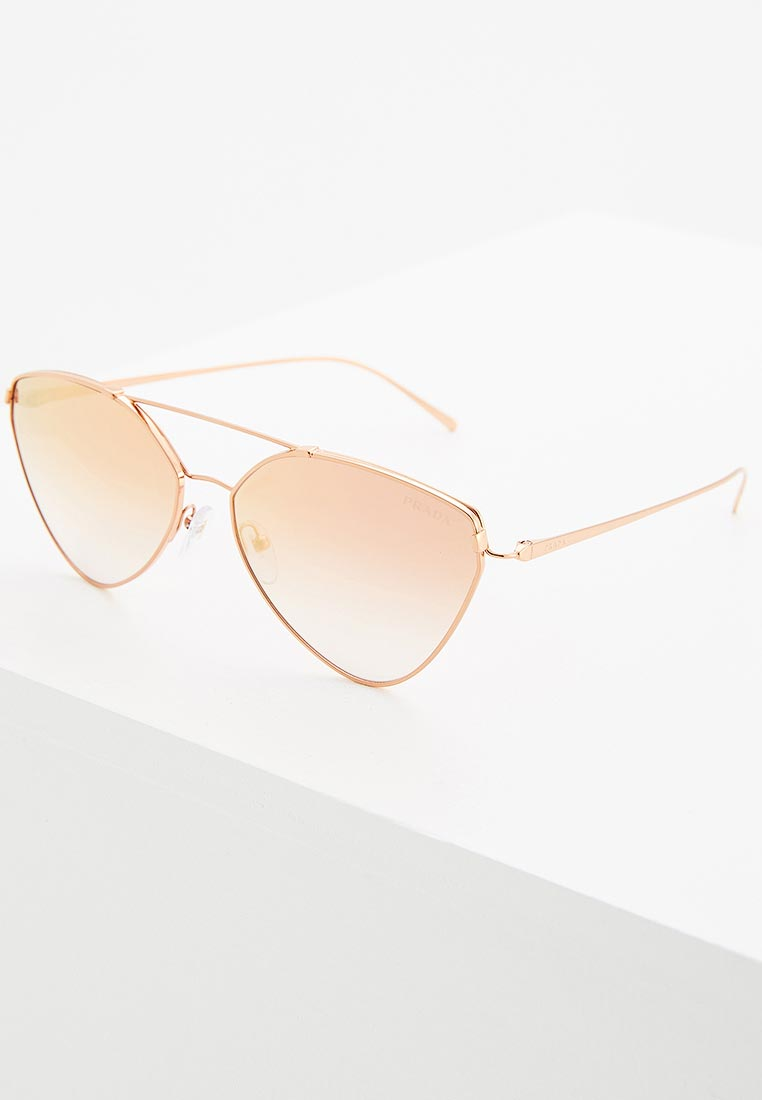 Женские солнцезащитные очки Prada (Прада) 0PR 51US