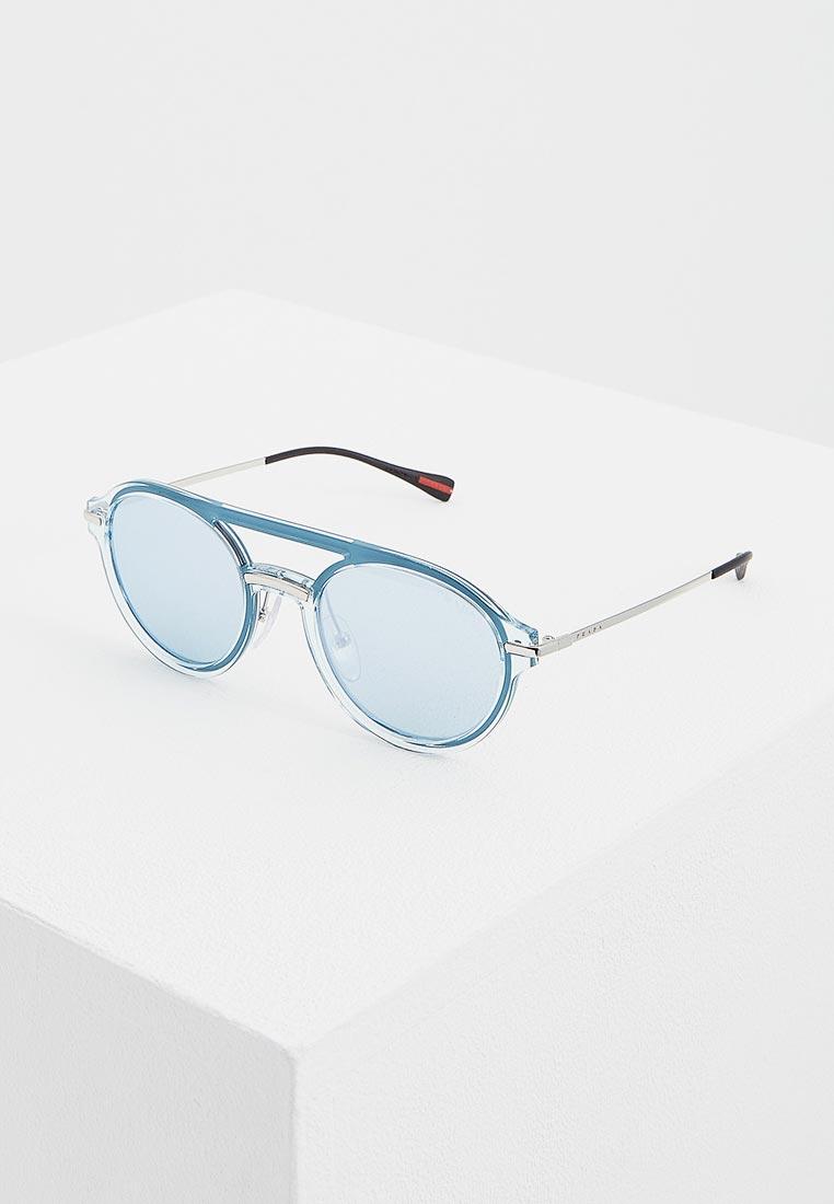 Мужские солнцезащитные очки Prada Linea Rossa 0PS 05TS