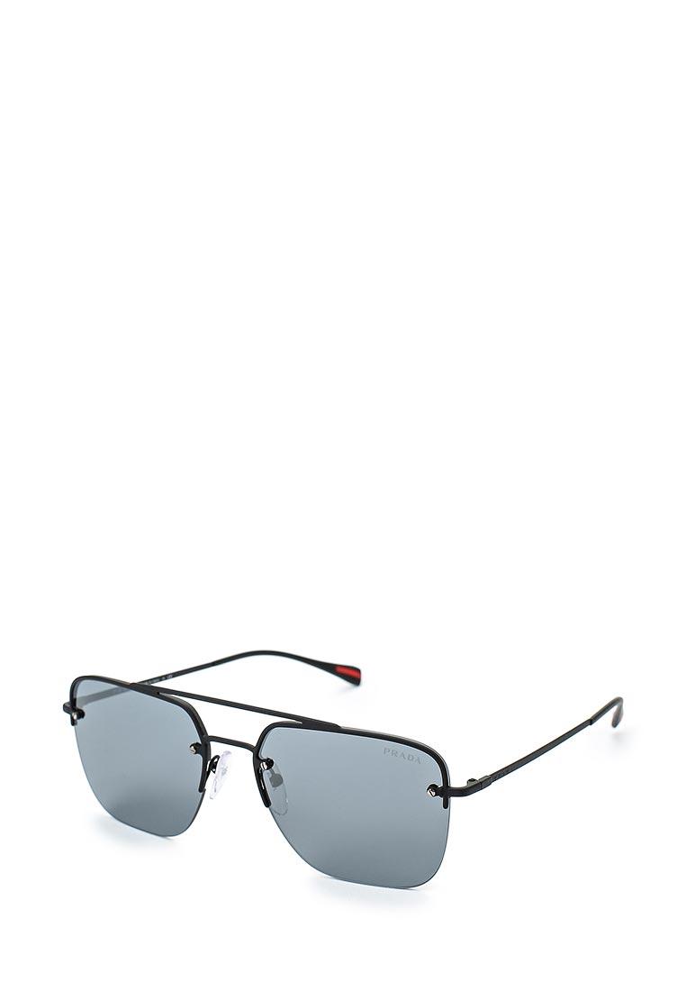 Мужские солнцезащитные очки Prada Linea Rossa 0PS 54SS