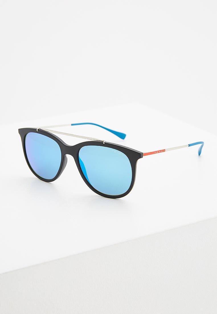 Мужские солнцезащитные очки Prada Linea Rossa 0PS 02TS