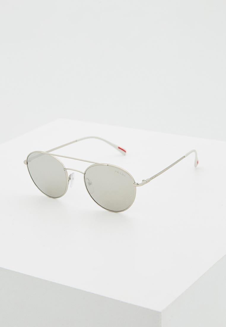 Мужские солнцезащитные очки Prada Linea Rossa 0PS 51SS
