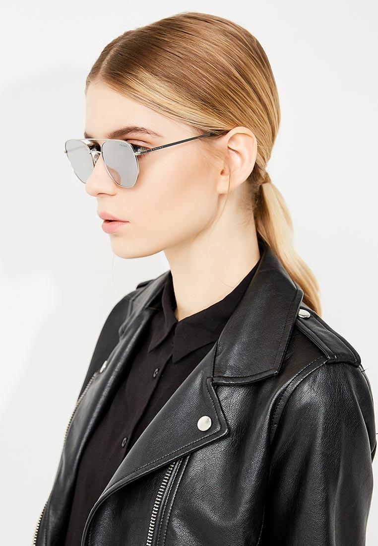 Женские солнцезащитные очки Prada Linea Rossa 0PS 56SS
