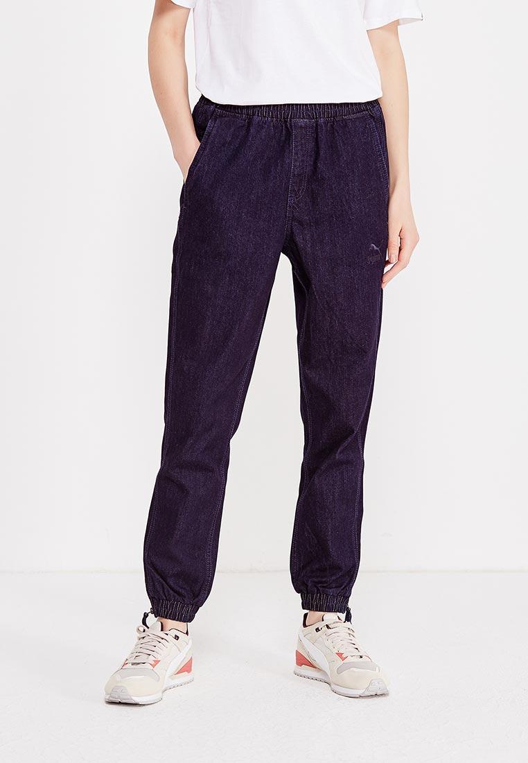 Женские зауженные брюки Puma 57462316