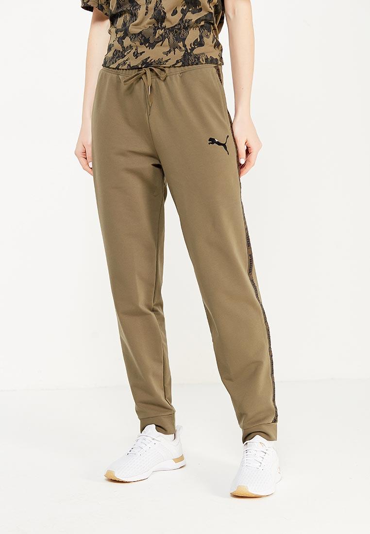 Женские зауженные брюки Puma (Пума) 85074814