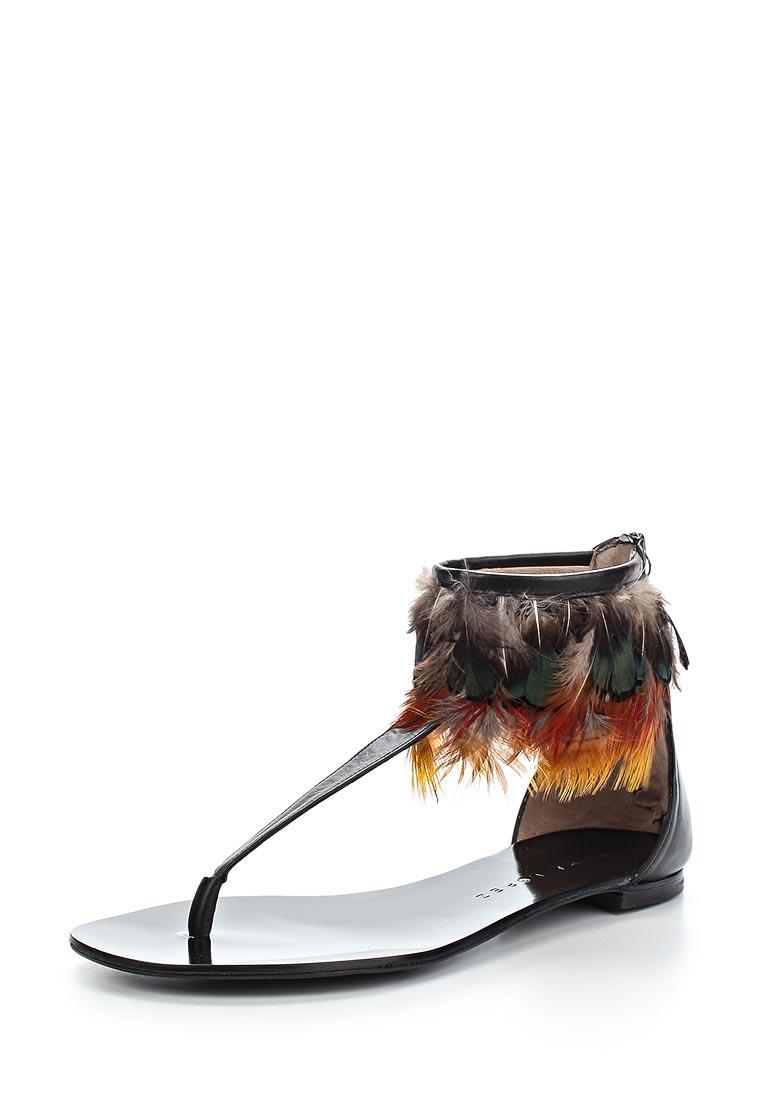 Женские сандалии Pura Lopez ZAAF677SA